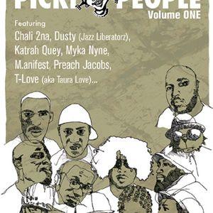 Picki People Teaser by DJ Damage (Jazz Liberatorz)