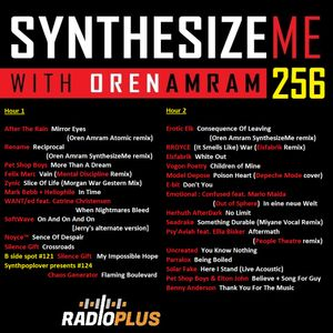 Synthesize Me #256 - 070118 - hour 1