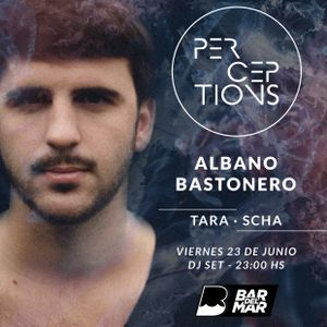 Flying Progressive 013 Especial Edition - Albano Bastonero at Perceptions (Bar del Mar)