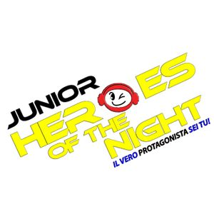 HEROES OF THE NIGHT JUNIOR 8ª PUNTATA 22-1-2016