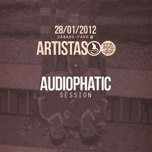 audiophatic session - jan2012 Artistas