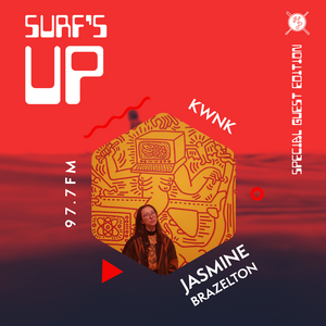 SURF'S UP with Jasmine // Special Guest Edition