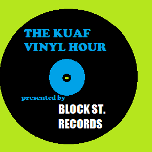 KUAF Vinyl Hour - Roger B. previews On the Map Fest with face-melting metal and beautiful sounds