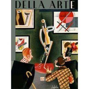 Della Arte #12 Att debattera fiktiva karaktärer