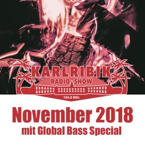 KarlribikRadioShow - November2018