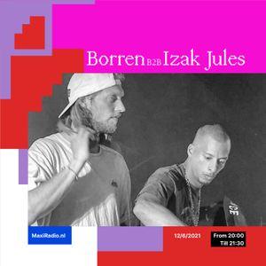 Borren b2b Izak Jules / 12-06-2021