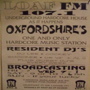 Dj Cockey Loaf FM Oxford 20 6 1993 pt1