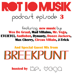 Rot10 Musik Podcast - Episode 3