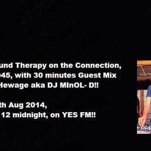Under Ground Therapy Guest Mix On Yes 101fm(15082014)