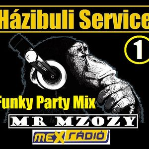 Funky Party Mix By Mr Mzozy  VS MexRadio