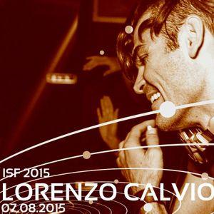 Lorenzo Calvio Podcast for ISF-Infestazioni Soniche