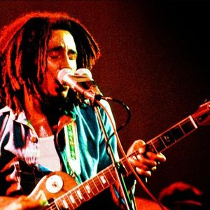BOB MARLEY AND THE WAILERS, LIVE, LONDON, 1975 (KING BISCUIT BROADCAST)