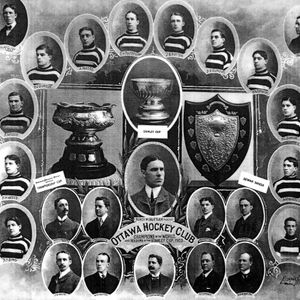 The Hockey History Podcast: The Silver Seven