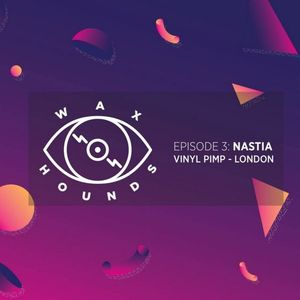 Nastia - live at Wax Hounds (Vinyl Pimp Record Shop, London) - 26-Mar-2016