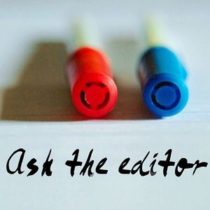 "Ask the Editor: Episode 1 - ""Follow your noses"""