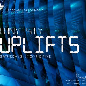 Tony Sty - #upLIFTS105 (DT Radio)
