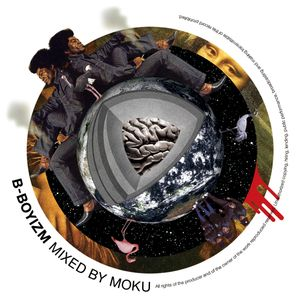B-BOYIZM MIXED BY MOKU