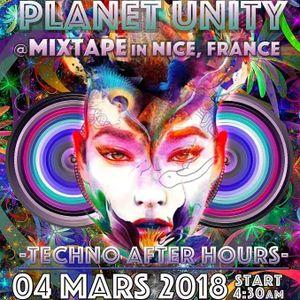 PLANET UNITY - DJ PHB b2b DJ RINANEKO - NICE/FRANCE