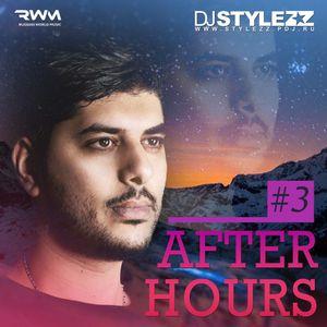 Dj Stylezz - AfterHours #3 (August 2015)