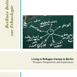 Radio F#3 _ Part 1: Book Launch - Living in Refugee Camps: Women´s Perspectives