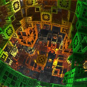 Darkened - Complex Geometry