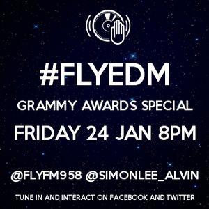 #FlyEDM 2 : Grammy Awards Special (24.01.14)