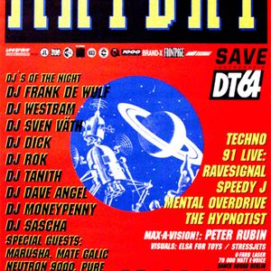 MAYDAY 1991 Best of House & Techno