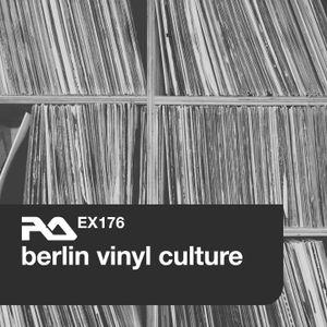 EX.176 Berlin Vinyl Culture - 2013.11.29