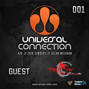 Universal Connection 001 Techy Guest Mix