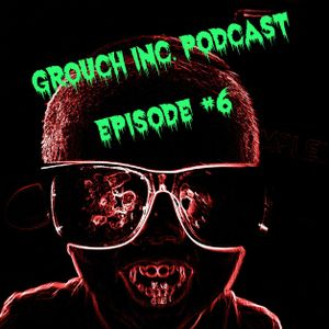 Grouch Inc. Podcast Episode 6 Halloween