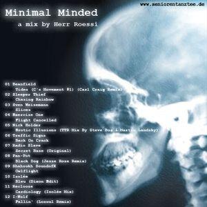 Minimal Minded