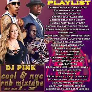 Dj Pink The Baddest - Cool n Nyc Rnb Mixtape Vol 2 by DJ PINK THE