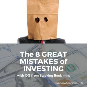 The 8 Great Mistakes of Investing. Also, Fractional Savings Accounts