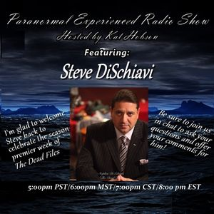 Paranormal Experienced With Steve DiShiavi #2