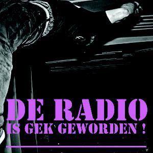 De Radio Is Gek Geworden MARATHON (Part 2: DJ ALEXANDERRR!) - 21 juli 2018