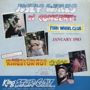 KING STURGAV-LIVE AT NEGRIL 1983_Side_1