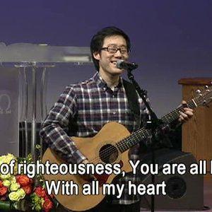 2013/02/03 HolyWave Praise Worship