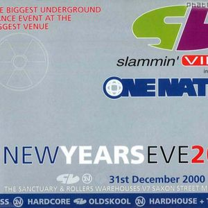 Breeze Slammin Vinyl NYE 2000