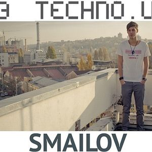 Techno.UA podcast #003 Smailov