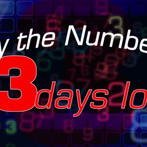 By the Numbers: 3 Days