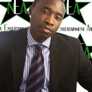 The African All Star Interview with The Nigerian Ent. Awards (N.E.A) Martin Fayomi By DJ MIMI