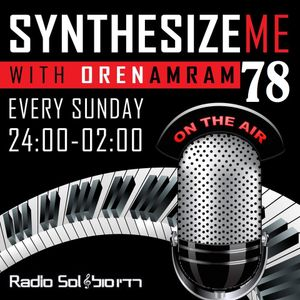 Synthesize me #78 - 20/07/2014 - hour 2