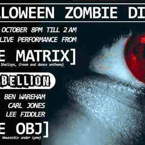 Lee Fiddler :- Halloween Zombie Disco