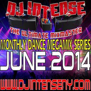 Monthly Dance Megamix June 2014