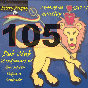 DSN Dub Club 105 cchr @ www.radiomart.nl (2013.04.26)