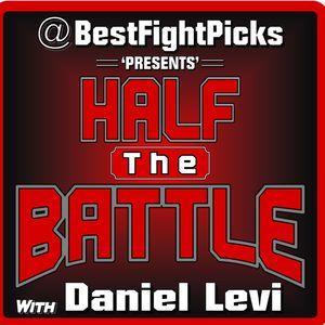 UFC Sioux Falls: McDonald vs Lineker Edition of #HalfTheBattle
