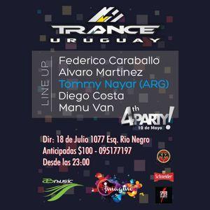 Trance Uruguay 4th Party @ Imagine MVD, 2013-05-10