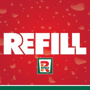 Grand Groove 4 Aritzia Presents : #Refill mixed by Royale