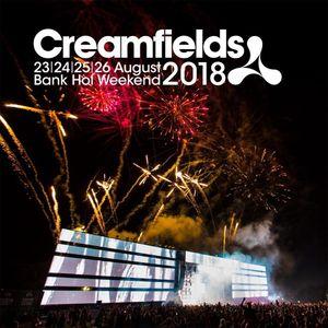 Nicole Moudaber - live at Creamfields 2018 (UK) - 24-Aug-2018
