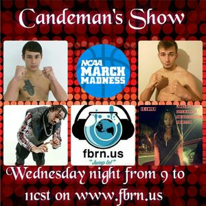 Candeman's Show March 16th show
